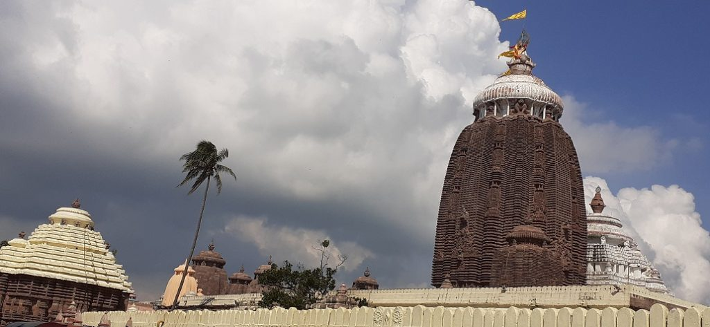 Places to visit in Puri - Shree_Jagannath_Temple_Puri