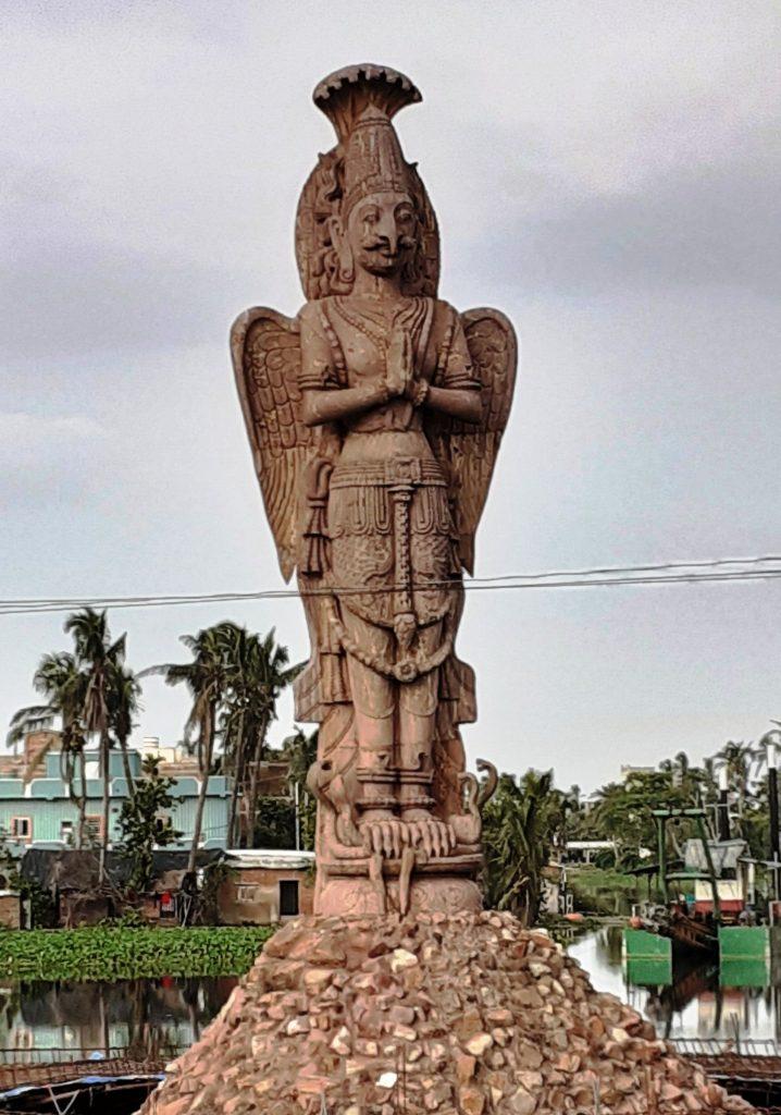 Garuda Statue-Atharanala Bridge