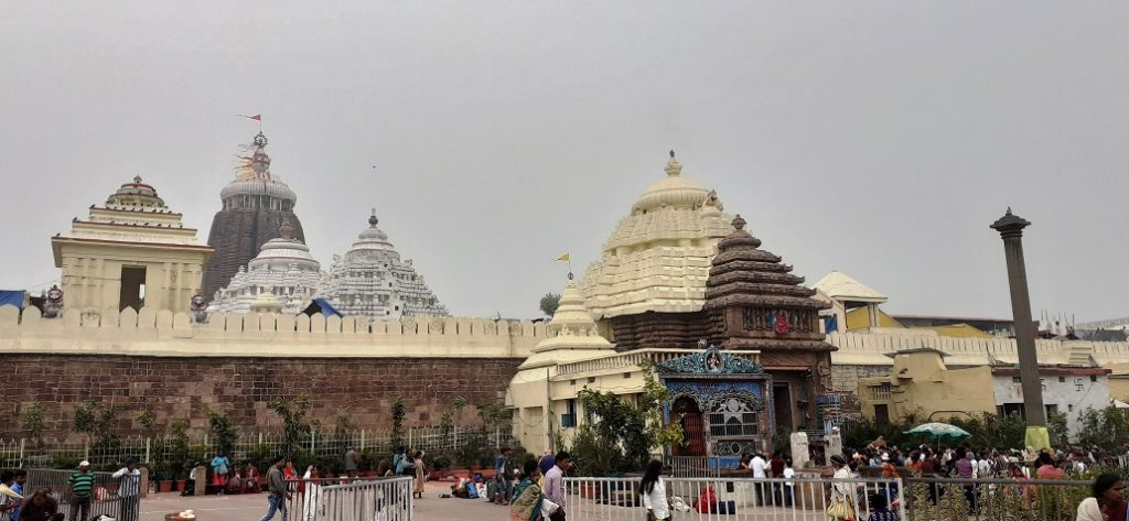 Places to visit in Puri -Shree_Jagannath_Temple_Puri