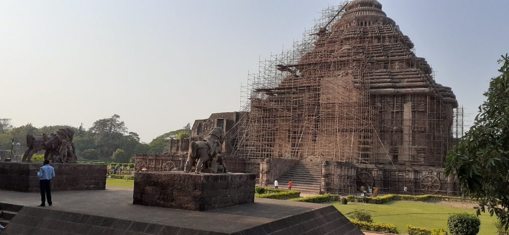 Places to visit in Puri - Konark Sun Temple