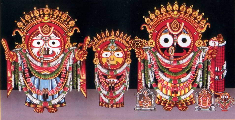 Places to visit in Puri - Lord Jagannath