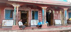 Raghurajpur Artist Village