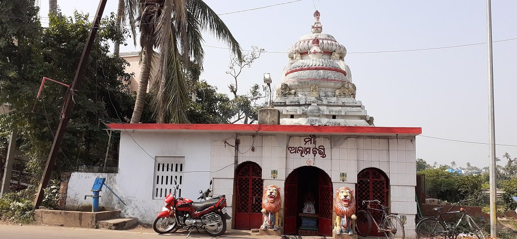 Astachandi Temple